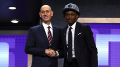Kings take Fox with the fifth overall pick