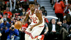 Timberwolves acquire Jimmy Butler from Bulls
