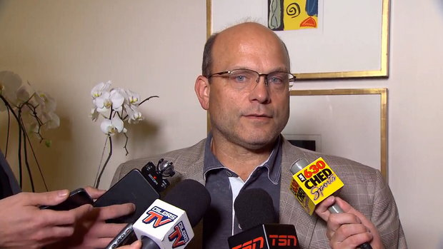 Chiarelli: 'A number of different things' went into Eberle trade