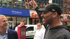LaVar Ball takes over streets of New York