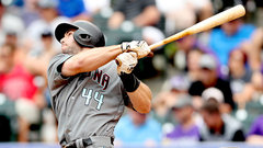 MLB: Diamondbacks 10, Rockies 3