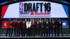 Fashion statements from the NBA draft