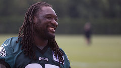 Blount will boost Eagles' run game