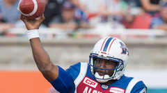 CFL: Roughriders 16, Alouettes 17