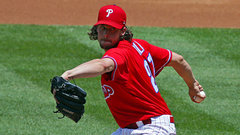MLB: Cardinals 1, Phillies 5