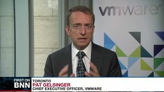 First on BNN: VMWare CEO calls on Canada to close innovation gap