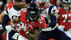 Bruschi says Freeman should move on from Super Bowl