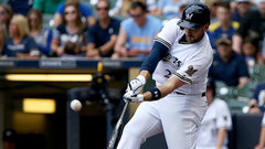 MLB: Pirates 2, Brewers 4