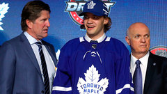 Liljegren looking forward to joining young Leafs