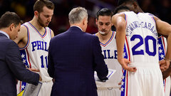 76ers past troubles loom over 'the process'