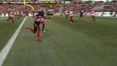 Harris and Powell connect to give Redblacks the lead