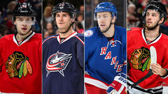 Panarin, Saad, Stepan, and Schenn dealt on draft day