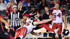 Grey Cup rematch delivers more drama but settles nothing