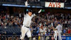 MLB: Rangers 1, Yankees 2
