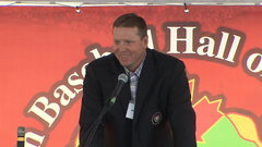 Remembering Roy Halladay: Halladay takes dad's advice with HOF speech