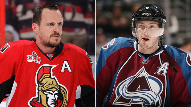 Phaneuf, Duchene could still be on the move