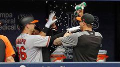 MLB: Orioles 8 , Rays 5