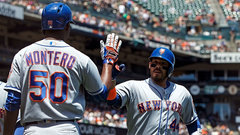 MLB: Mets 8, Giants 2
