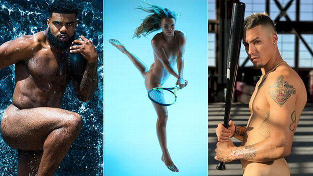 Elliott, Edelman among 23 athletes featured in Body Issue