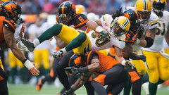 Eskimos stepped up on both ends to earn win over Lions