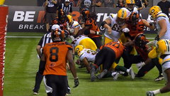 White finds pay-dirt for Esks