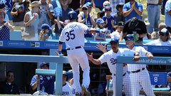 MLB: Rockies 6, Dodgers 12