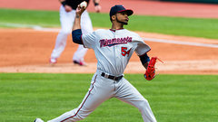 MLB: Twins 4 , Indians 0