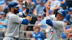 MLB: Blue Jays 8 , Royals 2