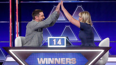 Rodgers comes up clutch on The $100,000 Pyramid game show