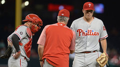 MLB: Phillies 1, Diamondbacks 6
