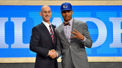 Fultz predicting playoffs for 76ers can be a problem