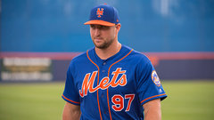 Is Tebow being promoted a marketing move for Mets?
