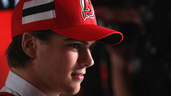 Hischier 'proud to be a Devil'