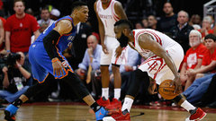 Spears explains why he picked Harden over Westbrook for NBA MVP