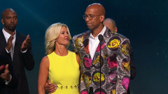 Monty Williams honoured with Sager Strong award