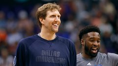 Stein expects Nowitzki to stay with Mavs