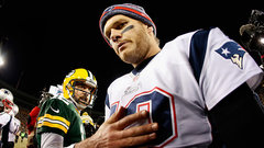 Who is the biggest threat to Brady's MVP chances?
