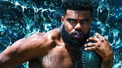 Ezekiel Elliott flexes and hurdles in the 2017 Body Issue