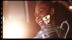 Serena a record-breaker and global icon
