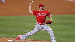 MLB: Angels 4, Dodgers 0