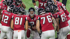 NFL Live divided over whether Falcons have top roster