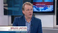 Canopy Growth CEO: I'm not chasing profits for now