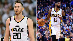 Can Celtics pull off getting Hayward and George?