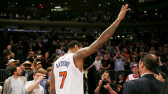 Melo hoping to fulfill title goal in New York?