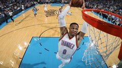 Westbrook's top plays from an epic season