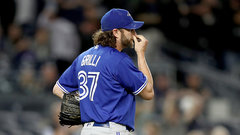 Why did the Jays decide now to designate Grilli?