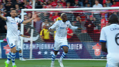 Tabla puts Montreal ahead on aggregate in 36th minute
