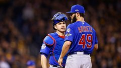 Montero 'caught in moment' when criticizing Arrieta