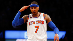 Knicks remain at stalemate with Melo