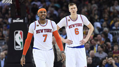 Phil's exit hinges on Melo, Porzingis